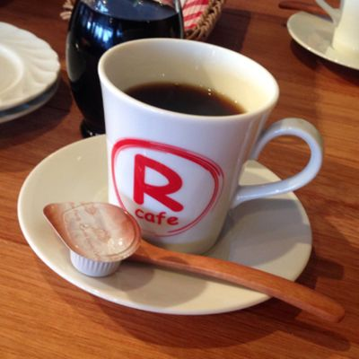 R cafe (アールカフェ)の写真