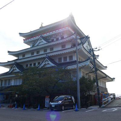 熱海城の写真