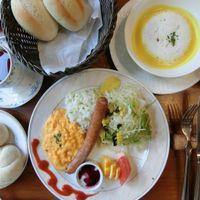 「食事が美味しいく温かい雰囲気の宿」の画像