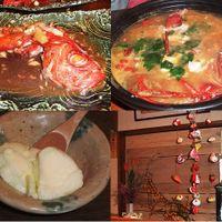 「伊豆高原でわんこも一緒に入れる海鮮料理のお店」の画像