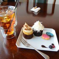 「カップケーキがおいしく店員さんも親切」の画像