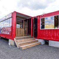 「大型犬歓迎 リピーターが多いドッグランとカフェ」の画像